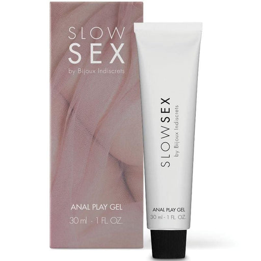 Gel de estimulacion anal Slow Sex 30 ml