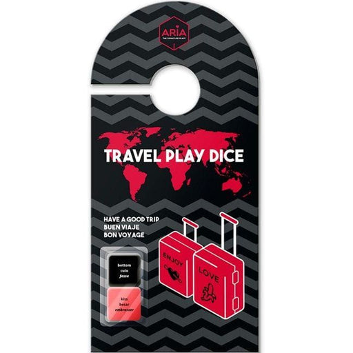 Juego dados Aria Travel Play Dice