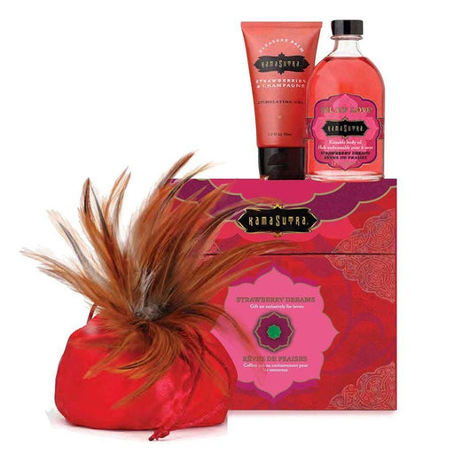 Kit Kamasutra Treasure Strawberry Dreams