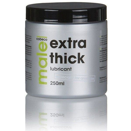 Lubricante Male Extra Thick 250 ml
