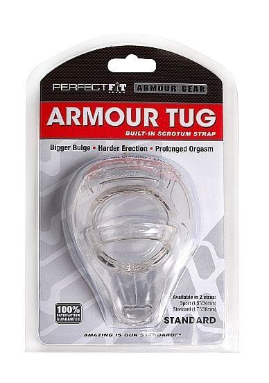 Perfect fit armour tug - transparente