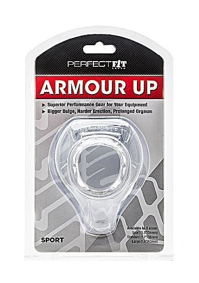 Perfect fit armour up - transparente
