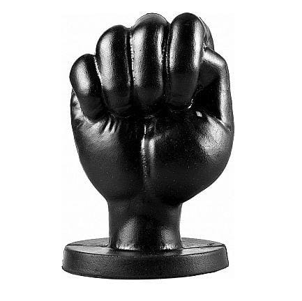 Plug anal All Black Fist 13 cm