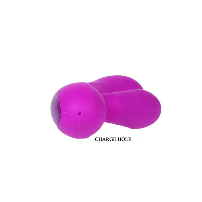 Pretty love smart vibrador recargable con rabbit - harry