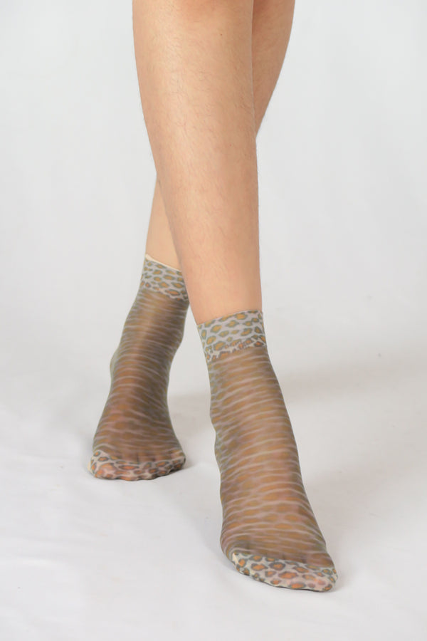 Basic thin anti-hook stockings
