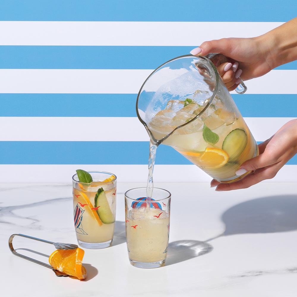 SodaStream Lemon Cocktail