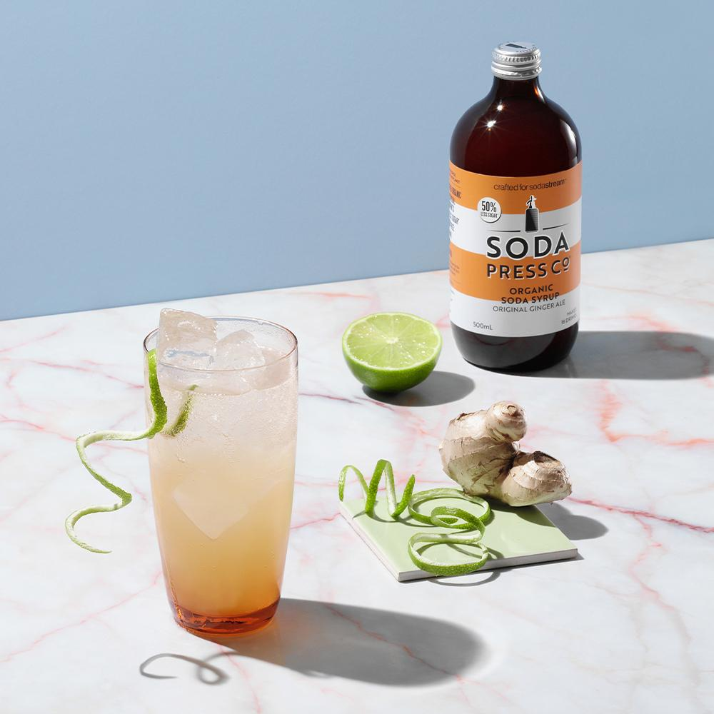 SodaStream Root N Toot recipe