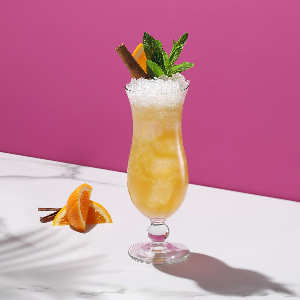 Tropical Staycation cocktail recipe