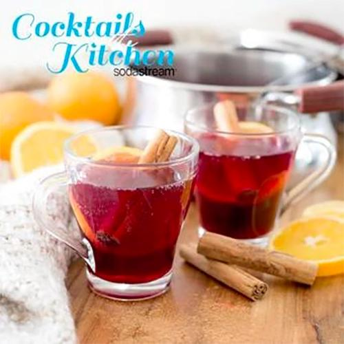 Sparkling Mulled Wine Recipe