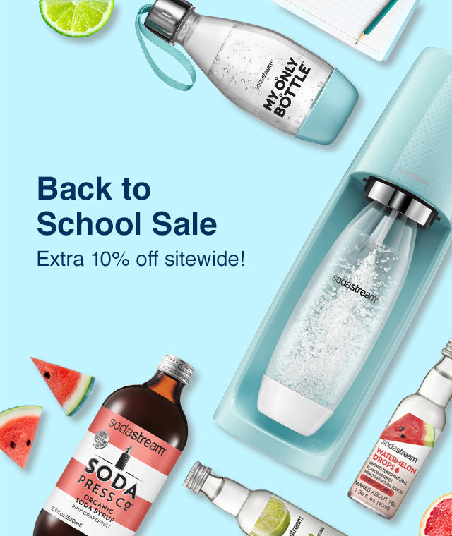 Sodastream Official Sparkling Water Makers Carbonating Gas Cylinders