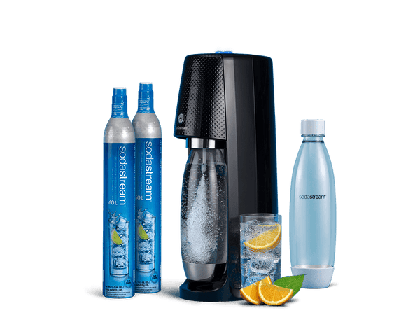 One Touch Sparkling Water Maker Sodastream Carbonated Water