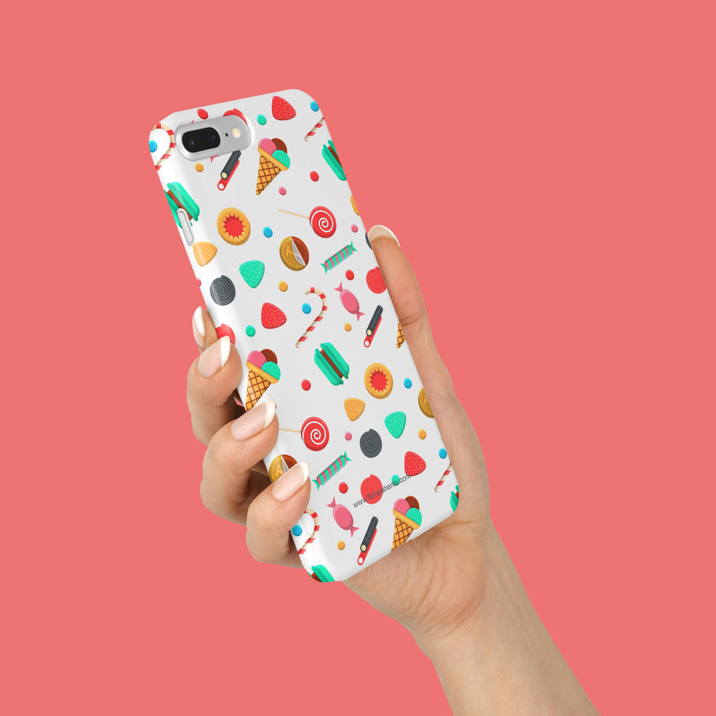 Cool Candy Designer Mobile Cover