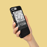 You are Invading my Personal Space Mobile Cover | Film Patients