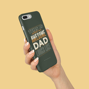 Awesome Dad Mobile Cover | Film Patients