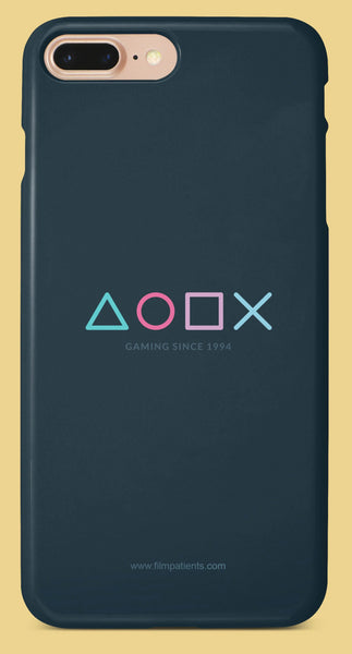 Game Addiction : Play Station Mobile Cover | Film Patients