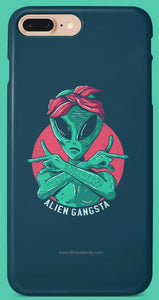 Alien Gangsta Mobile Cover | Film Patients