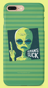 Human Sucks Mobile Cover | Film Patients
