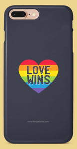 Love Wins Mobile Cover | Film Patients