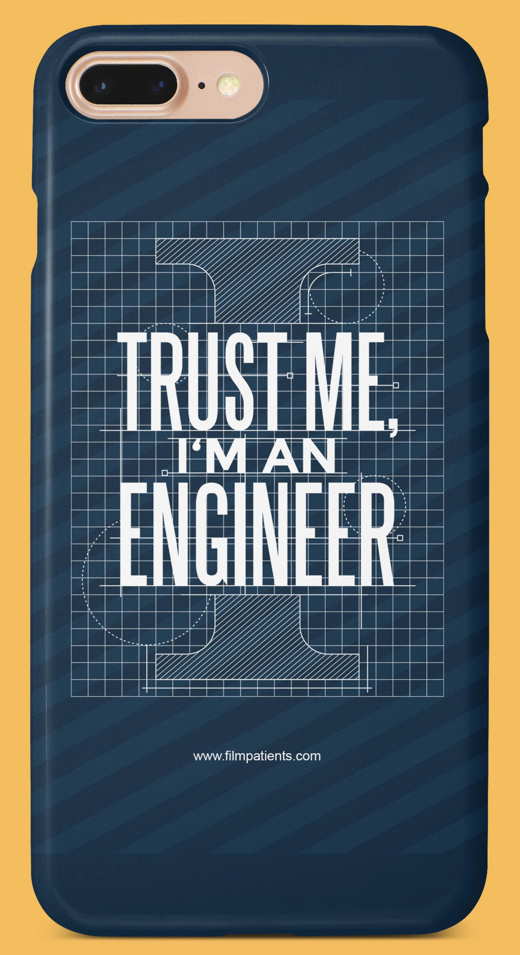 I am An Engineer Mobile Cover