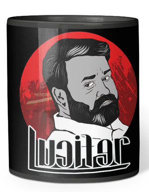 Lucifer Official Magic Mug