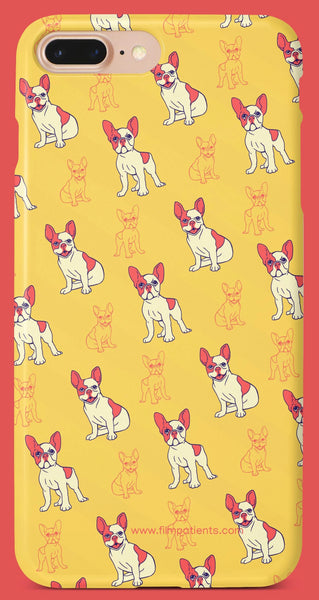 Dog Love Mobile Cover | Film Patients