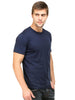 Solids : Premium Navy Blue Unisex T -shirt