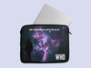Who Movie Official Laptop Sleeve