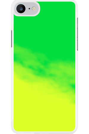 Neon Sand Glow Case | Lime