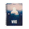 Who Mystery Notebook