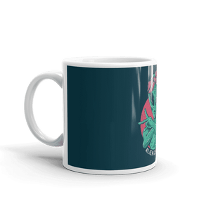 Alien Gangsta Coffee Mug