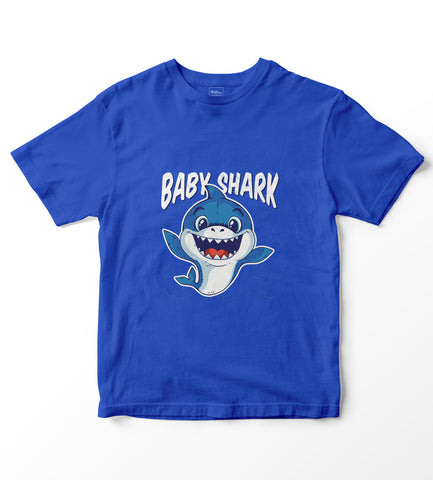 Baby Shark Kids Tshirt
