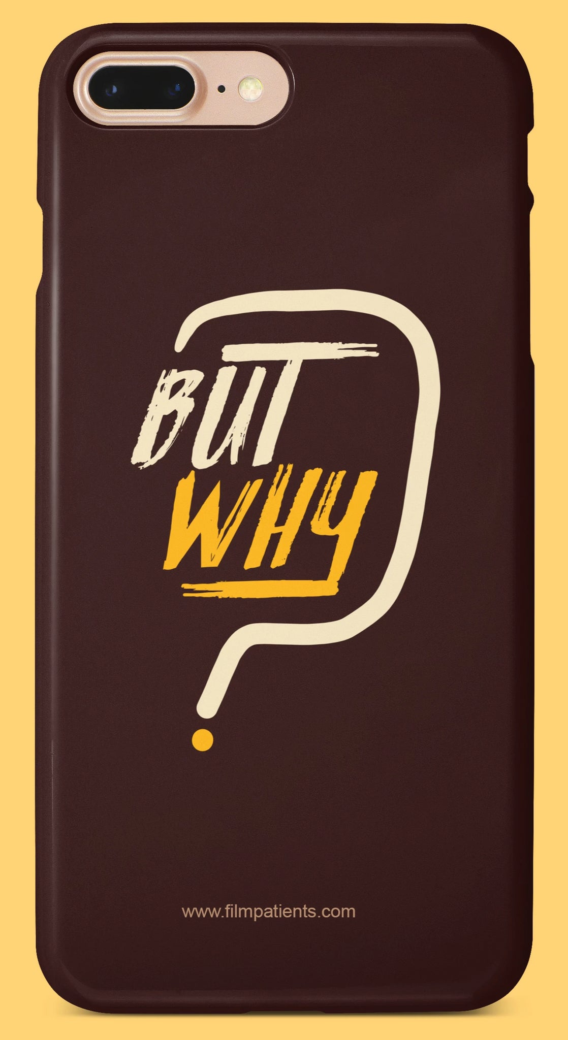 But Why Mukesh Mobile Cover | Film Patients