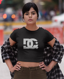 DQ Fan Girl Crop Top