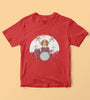 Drumer Dog Kids Tshirt