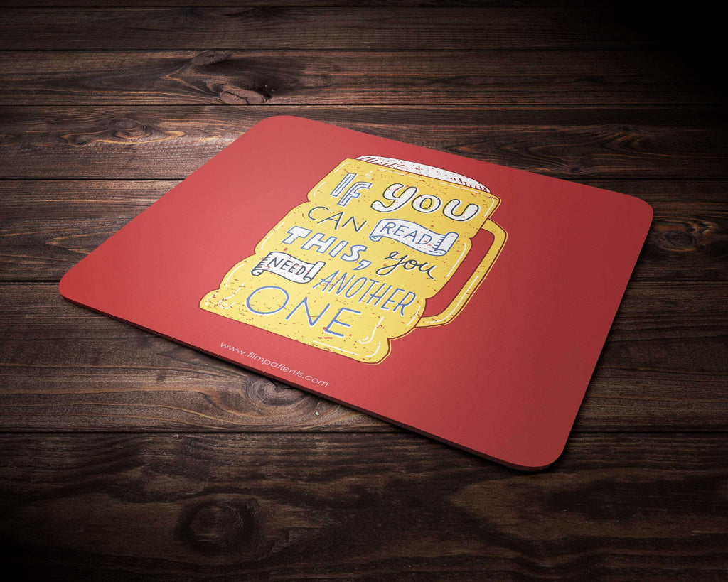 Beer Love Mousepad