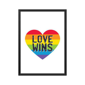Love Wins Movie A3 Poster