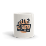 Pre-Evolution Coffee Mug