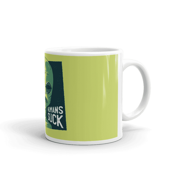 Humans Suck Coffee Mug