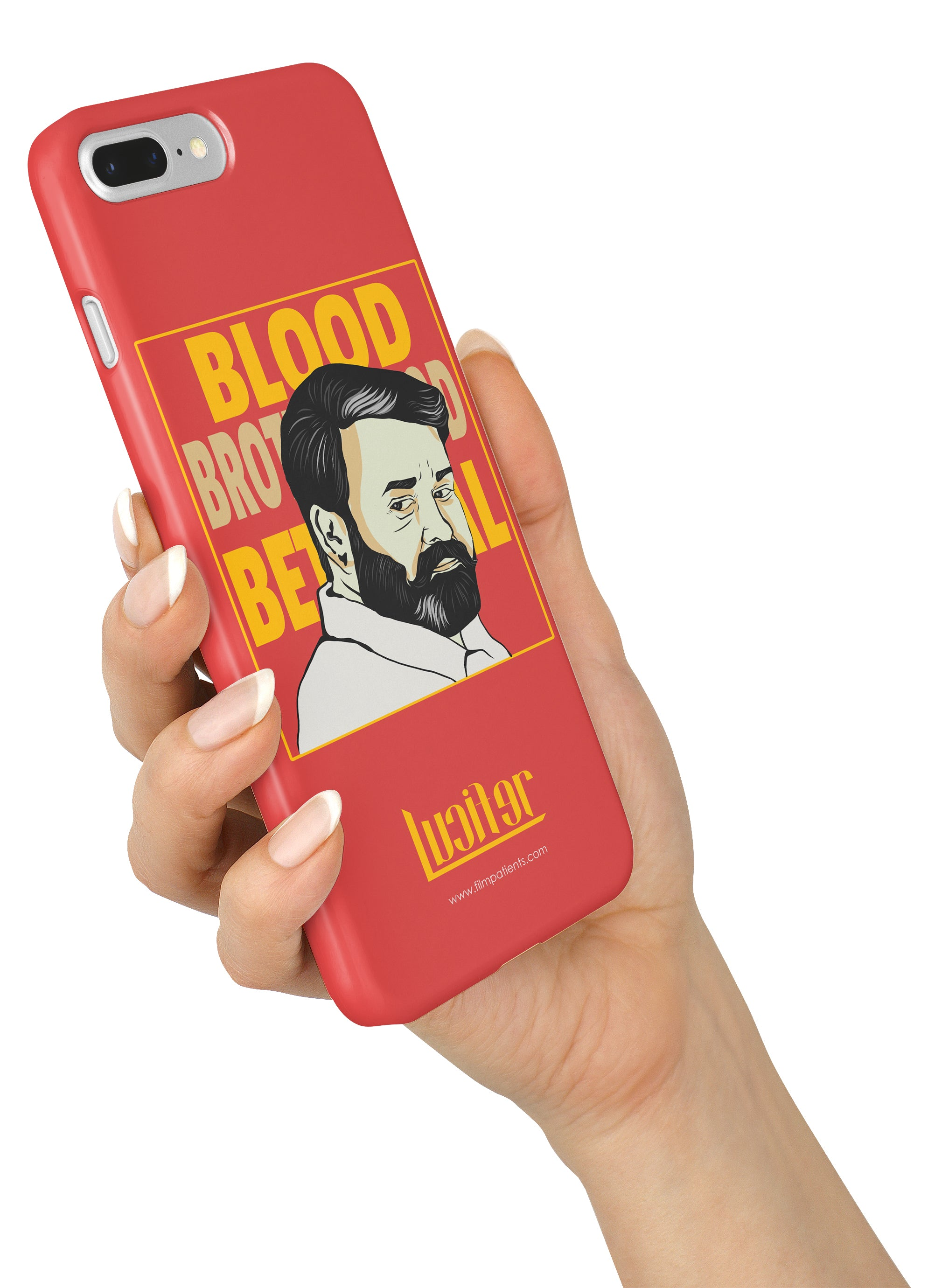 Lucifer : Blood, Brotherhood, Betrayal Mobile Cover