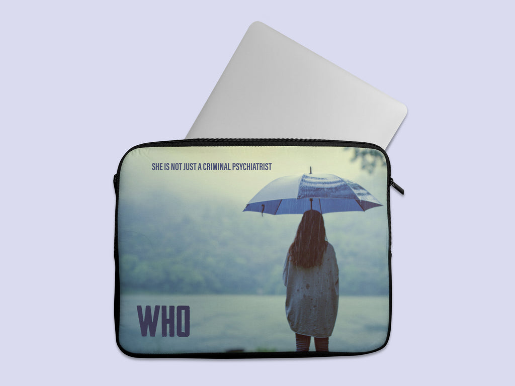 Who Movie ft.Shruthy Menon  Laptop Sleeve