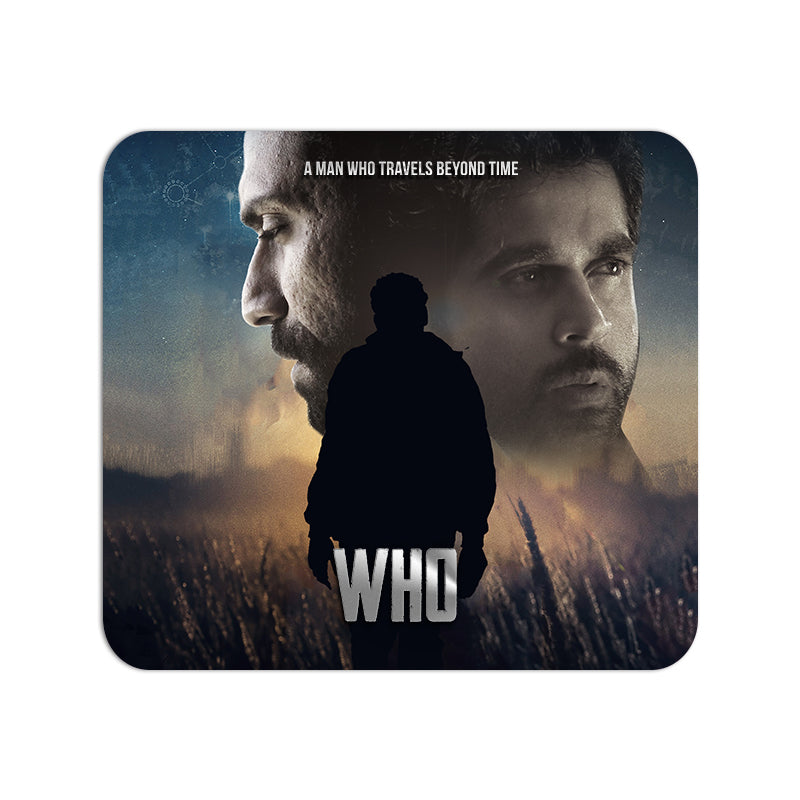 Who Movie Mystery Mouse Pad