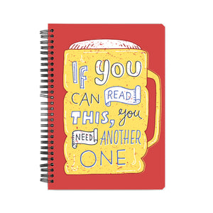 Beer Love Note Book