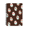 Easter Egg Pattern Notebook