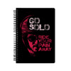Go Solo - Dulquer Tribute Notebook