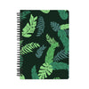 Leaf Patterns Notebook
