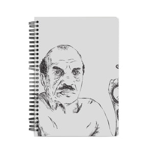 Bepoor Sulthan Bashir Notebook