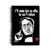 God Father Thilakan Notebook