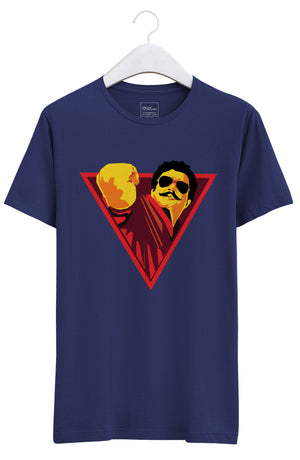 Super Thoma - Mollywood Super Hero Tshirt