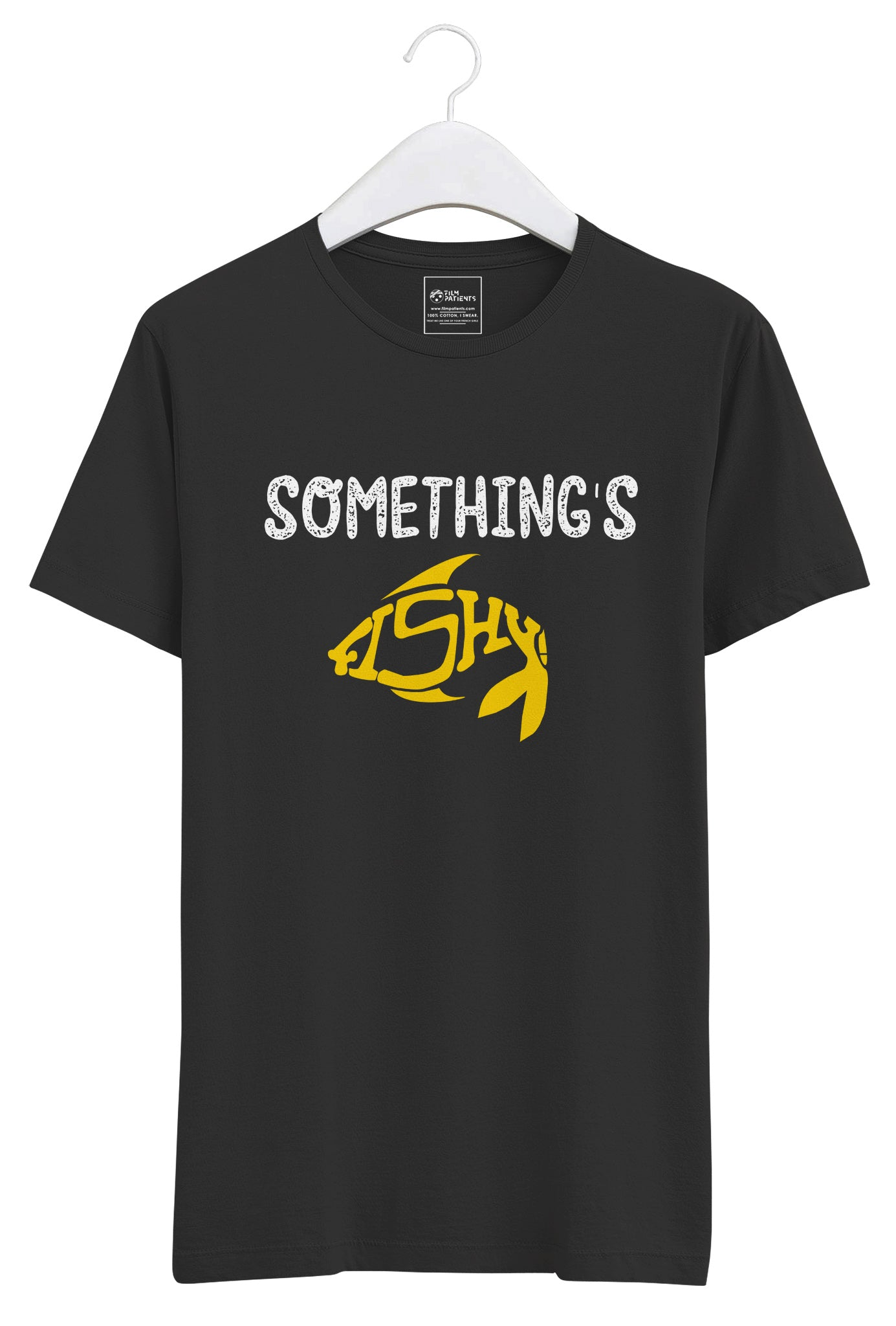 Something is Fishy Trending  Unisex T-shirt