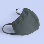 Plain Mask - Pack of 10 ( 17 Colors Available)